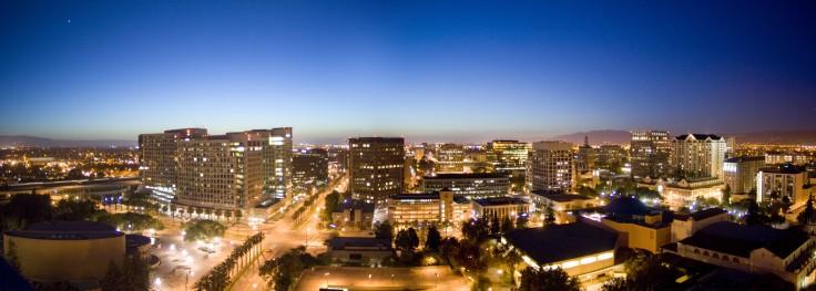 San Jose Skyline 3